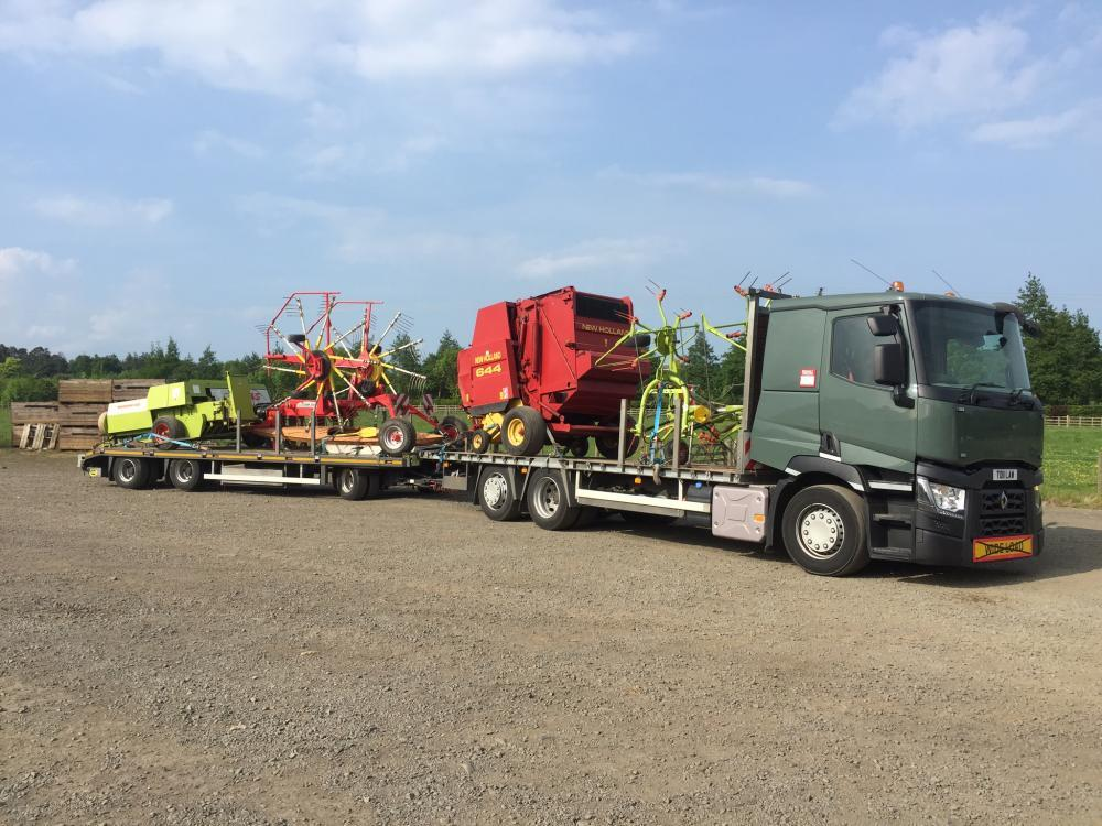 Nationwide Tractor Transport